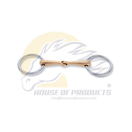 Loose Ring Snaffle Bit