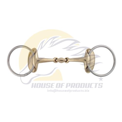 Golden Wings Loose ring Snaffle Bit
