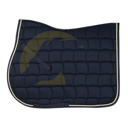 Saddle pad black