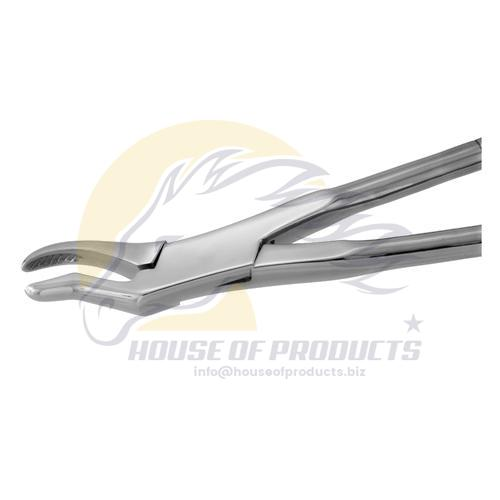 Equine Fragment Extraction Forceps
