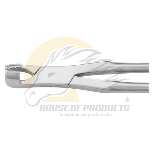 Serrated Jaw Molar Forceps