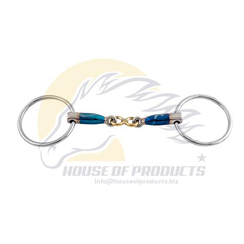Blue Alloy loose ring bit